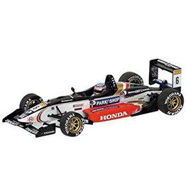 Dallara Dallara Mugen Honda F301 Takuma Sato Winner Macau GP 2001 - 1:43 - Minichamps