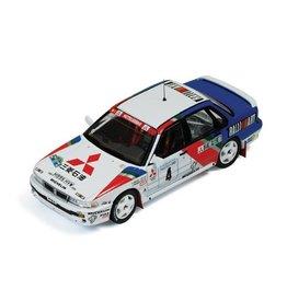 Mitsubishi Mitsubishi Galant VR-4 #4 Swedish Rally Winner 1991 - 1:43 - IXO Models