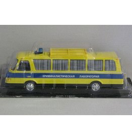 ZIL ZIL 118KL Criminal Laboratory Russian Mini Bus - 1:43 - Atlas