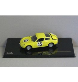 Simca Simca Abarth 1300 #43 Le Mans 1962 - 1:43 - IXO Models