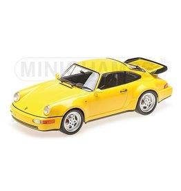 Porsche Porsche 911 Turbo 1990 - 1:18 - Minichamps