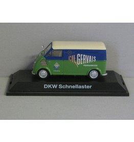 DKW DKW Schnellaster Kasten 'Gervais' - 1:43 - Schuco