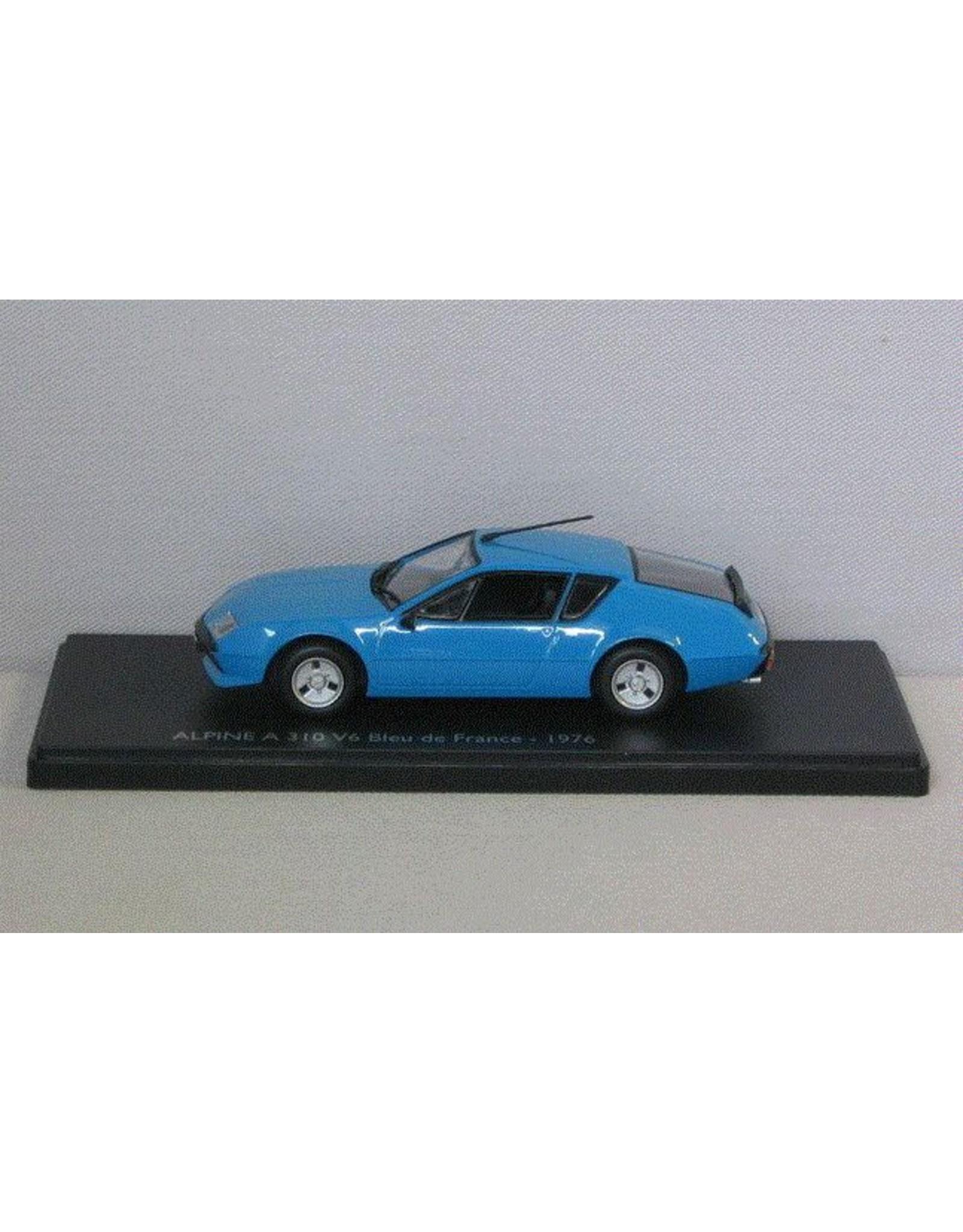 ELIGOR HACHETTE RENAULT ALPINE A 310 V6 1981 1:43