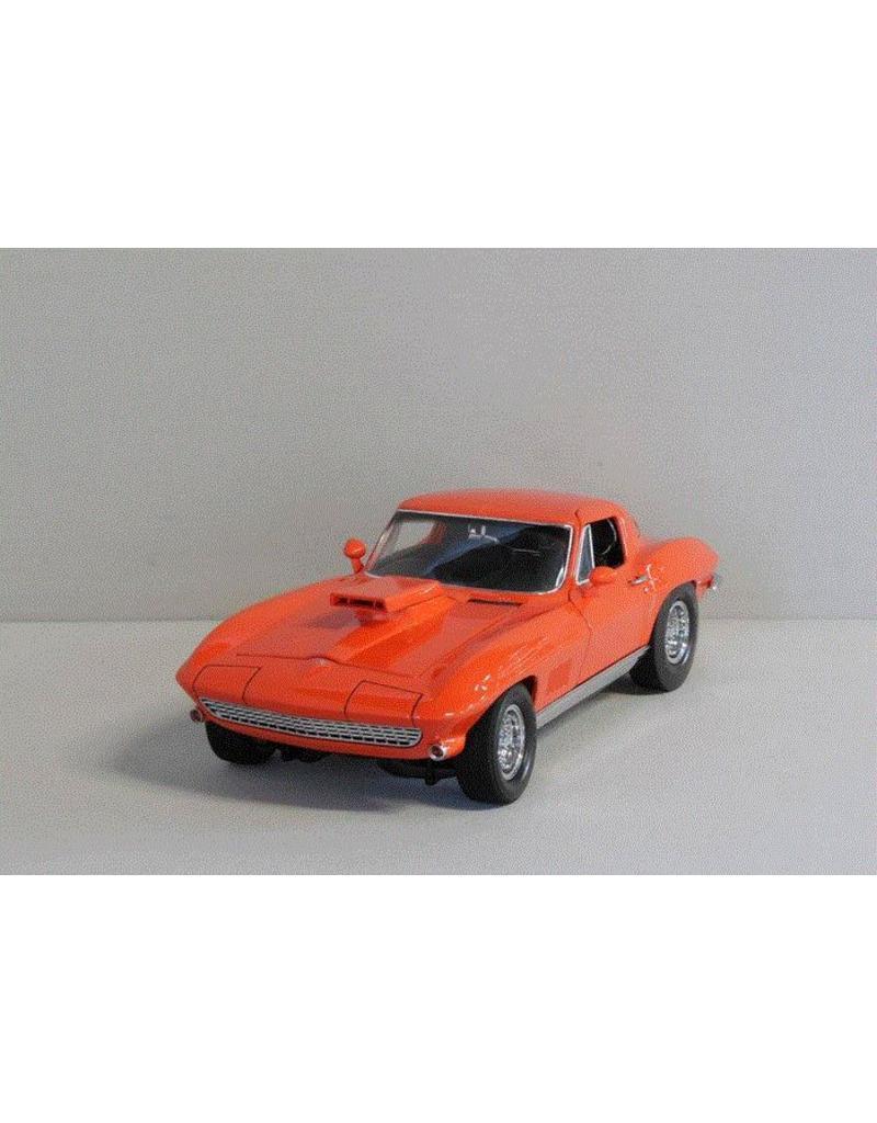 Chevrolet Chevrolet Corvette Sting Ray Moroso Drag Racer Coupé 1967 - 1:18  - Exoto / Motorbox