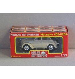 Moskvitch Moskvitch 400 - 420A Cabriolimousine - 1:43  - Nash Avtoprom