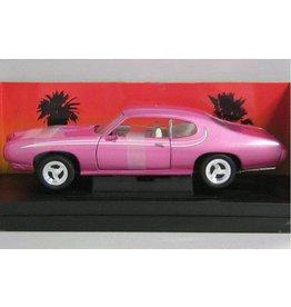 Pontiac Pontiac GTO 1969 - 1:18 - American Muscle
