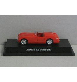 Cisitalia Cisitalia 202 Spyder 1947 - 1:43 - Starline Models