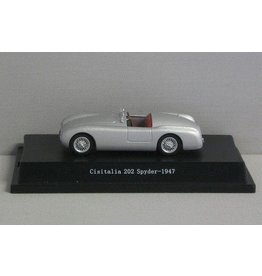 Cisitalia 202 Spyder 1947