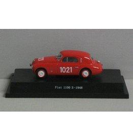 Fiat Fiat 1100 S #1021 1948 - 1:43 - Starline Models