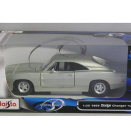 Dodge Dodge Charger R/T 1969 - 1:25 - Maisto
