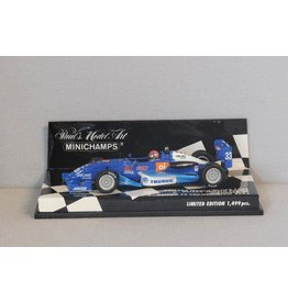 Dallara Dallara Mugen Honda F303 N.A. Piquet Runner Up British F3 Championship #33 - 1:43 - Minichamps