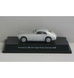 Cisitalia Cisitalia 202 SC Coupé Pinin Farina 1948- 1:43 - Starline Models