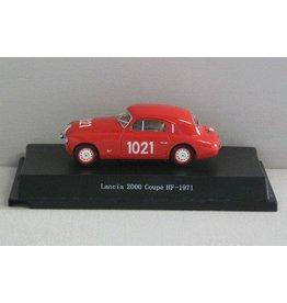 Lancia Lancia 2000 Coupé HF #1021 1971 - 1:43 - Starline Models