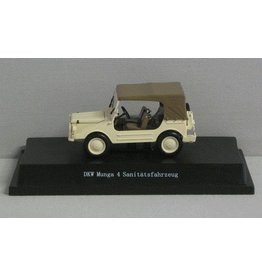 DKW DKW Munga 4 Sanitatsfahrzeug Closed - 1:43 - Starline Models