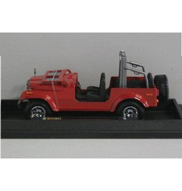 Jeep Jeep Wrangler - 1:24 - Bburago