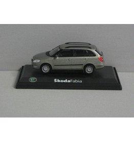 Skoda Skoda Fabia Combi Combi II (Facelift) - 1:43 - Abrex