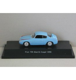 Fiat Fiat 750 Abarth Coupé 1956- 1:43 - Starline Models