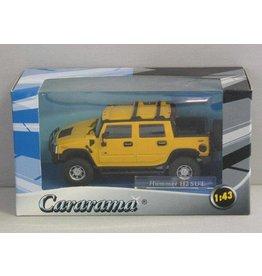 Hummer Hummer H2 SUT - 1:43 - Cararama