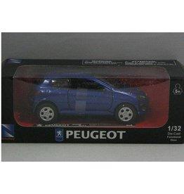 Peugeot Peugeot 206 GTI - 1:32 - NewRay