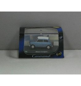 Mini Mini Cooper - 1:72- Cararama