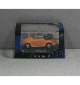 Volkswagen Volkswagen Beetle Cabrio - 1:72 - Cararama