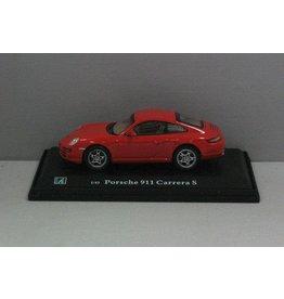 Porsche Porsche 911 Carrera S - 1:43 - Cararama