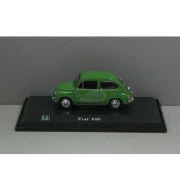 Fiat Fiat 600 - 1:43 - Cararama