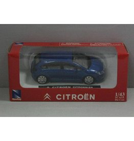 Citroen Citroen C4 - 1:43 - NewRay