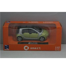 Smart Smart Forfour - 1:43 - NewRay