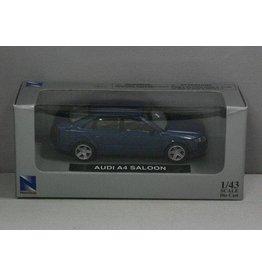 Audi Audi A4 Sedan - 1:43 - NewRay