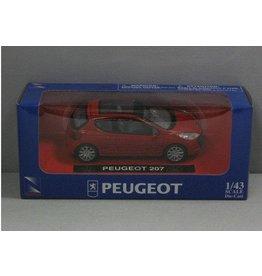 Peugeot Peugeot 207 - 1:43 - NewRay