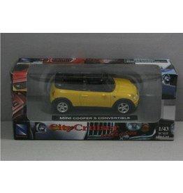 Mini Mini Cooper S Convertible - 1:43 - NewRay