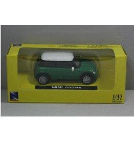 Mini Mini Cooper - 1:43 - NewRay