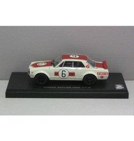 Nissan Nissan Skyline 2000 GT-R 1971 #6 - 1:43 - Kyosho