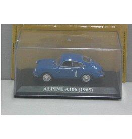 Renault Renault Alpine A106 1965 - 1:43 - Atlas