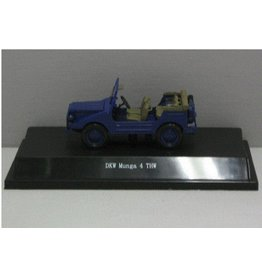 DKW DKW Munga THW Open - 1:43 - Starline Models