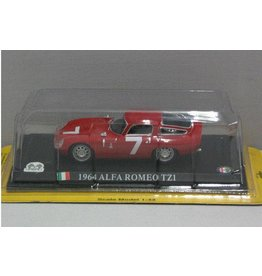 Alfa Romeo Alfa Romeo TZ1 1964 - 1:43 - Atlas