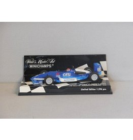 Dallara Dallara Mugen F301 N.A. Piquet F3 South America Champ. 2002 - 1:43 - Minichamps