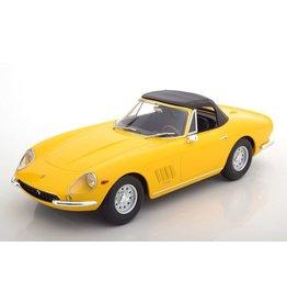 Ferrari Ferrari 275 GTB/4 NART Spyder 1967 - 1:18 - KK Scale