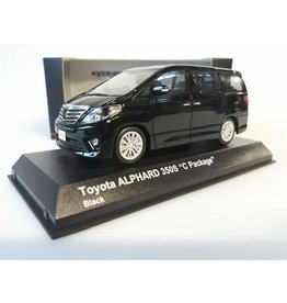 Toyota Toyota Alphard 350S 'C Package' - 1:43 - Kyosho