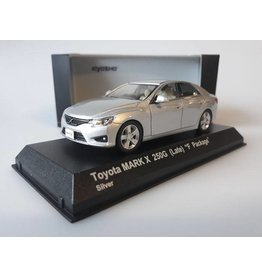 Toyota Toyota Mark X 250G (Late) 'F Package' - 1:43 - Kyosho