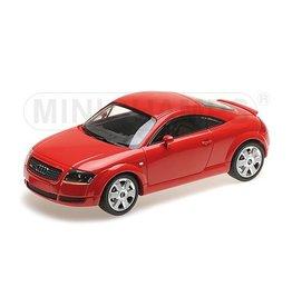 Audi Audi TT Coupé 1998  - 1:18 - Minichamps