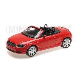 Audi Audi TT Roadster 1998  - 1:18 - Minichamps