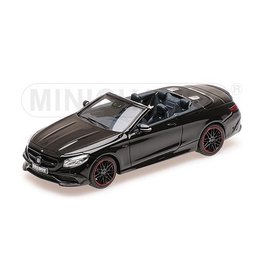 Brabus Brabus 850 Mercedes-AMG S 63 Cabriolet 2016 - 1:43 - Minichamps