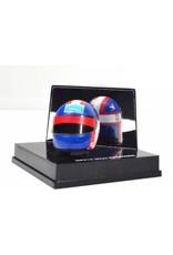 Helm Helmet Ukyo Katayama - 1:12 - Onyx