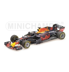 Formule 1 Formula 1 Aston Martin Red Bull Racing TAG-Heuer RB14 #3 2018 - 1:43 - Minichamps