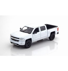 Chevrolet Chevrolet Silverado 2017 - 1:24 - Welly