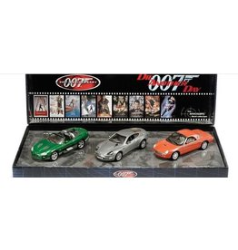 Movie Memorabilia Movie Memorabilia James Bond 'Die Another Day' Set - 1:43 - Minichamps