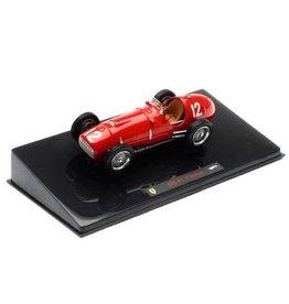 Formule 1 Ferrari 375 F1 Gonzalez Silverstone GP 1st Ferrari Victory - 1:43 - Hot Wheels Elite