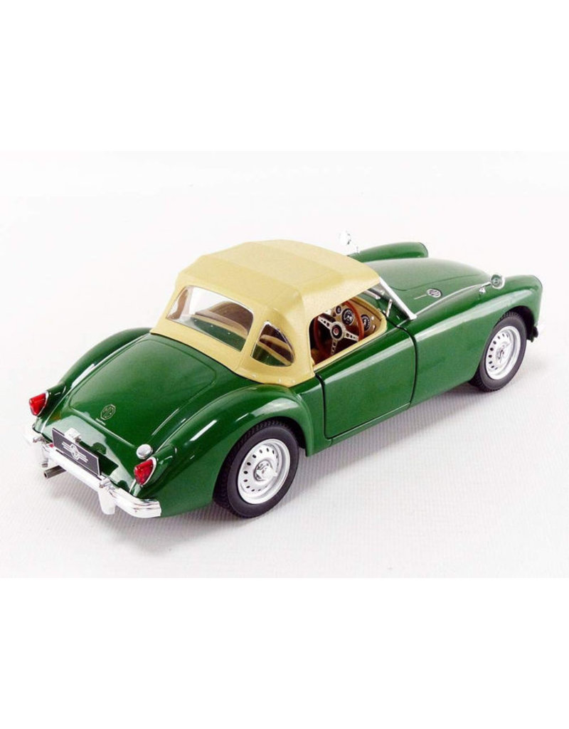 MG MGA MKI Twin Cam Closed 1959 - 1:18 - Triple 9 Collection